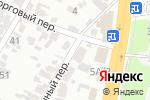 Схема проезда до компании PTB в Алматы