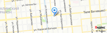 Multix на карте Алматы
