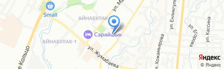 RUSBES магазин на карте Алматы
