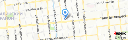 Курылыс магазин на карте Алматы