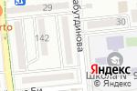 Схема проезда до компании Armacom в Алматы