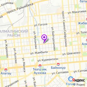 Диагностический центр INVIVO на карте