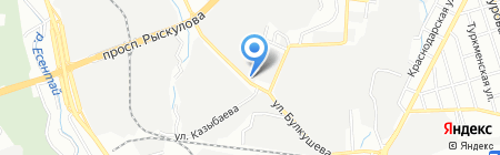 Autostar на карте Алматы