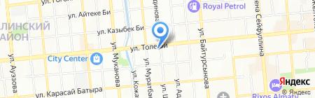 Turboprint.kz на карте Алматы