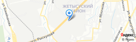 Game-Sport на карте Алматы