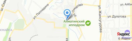 Leka Beauty на карте Алматы