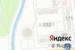 Схема проезда до компании Алатау-S в Алматы