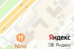 Схема проезда до компании Yves Saint Laurent в Алматы