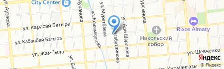 Complete 4U на карте Алматы