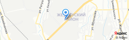 Фитосанитария на карте Алматы