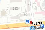 Схема проезда до компании Лор + в Алматы