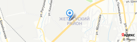 S.W.A.T. на карте Алматы
