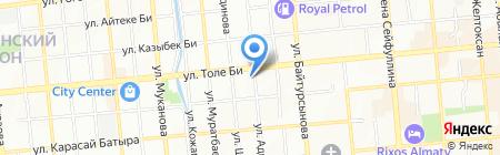 Слух-Service на карте Алматы