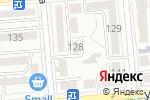 Схема проезда до компании Профит в Алматы
