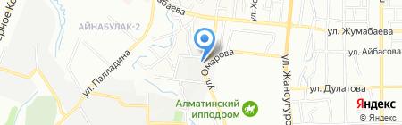 ФОНД-2 на карте Алматы