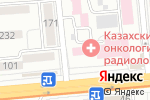 Схема проезда до компании Оздоровительный центр Масимова в Алматы