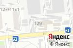 Схема проезда до компании Solar Systems в Алматы