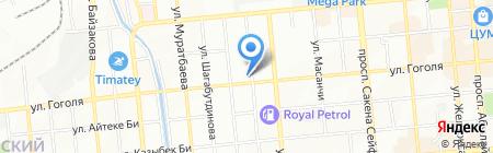 In100gramm на карте Алматы