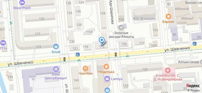 ул. Шевченко 115/141