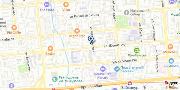 Консультант Биотех на карте Алматы