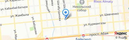 Copy Group на карте Алматы