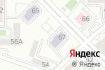 Схема проезда до компании Детский сад №171 в Алматы