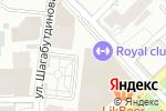 Схема проезда до компании Anykey Studio в Алматы