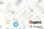 Схема проезда до компании DIVA в Алматы