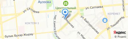 Anykey Studio на карте Алматы