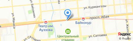 John MacDog на карте Алматы