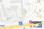 Схема проезда до компании Almaty IT-telecom в Алматы