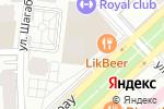 Схема проезда до компании Complete Service в Алматы