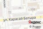 Схема проезда до компании OK! в Алматы