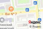 Схема проезда до компании Japan Style в Алматы
