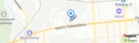 Столярный цех на карте Алматы
