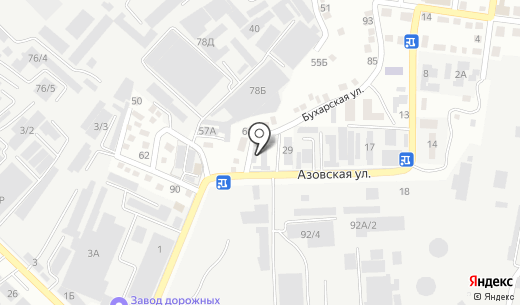 Гиппократ. Схема проезда в Алматы