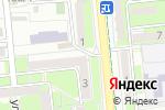 Схема проезда до компании Минимаркет в Алматы