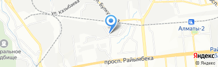 KDC Repair & Tool Shop на карте Алматы