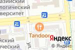 Схема проезда до компании Tandoor в Алматы