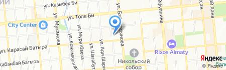 Копимастер на карте Алматы