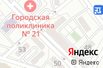 Схема проезда до компании Аружан в Алматы