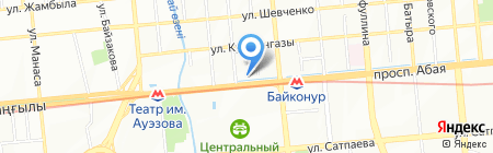 RESTO BAR 6\/45 на карте Алматы