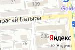 Схема проезда до компании Samat Show Technics в Алматы