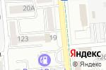 Схема проезда до компании Fast Lane Central Asia в Алматы