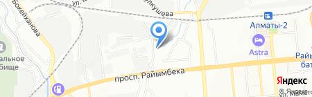 Fabula ТОО на карте Алматы