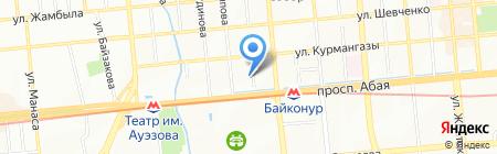 Nail Lure на карте Алматы
