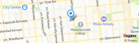 Спец Авто Тюнинг на карте Алматы