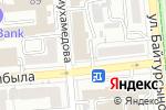 Схема проезда до компании GoPro5.kz в Алматы