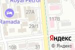 Схема проезда до компании ShinoMan в Алматы