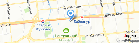 Romano Botta на карте Алматы